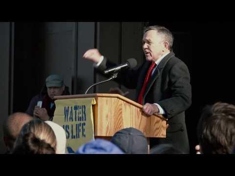 Dennis Kucinich - Standing Rock Speech
