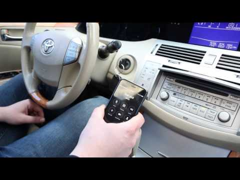 Bluetooth Kit For Toyota Avalon 2005-2012 By GTA Car Kits