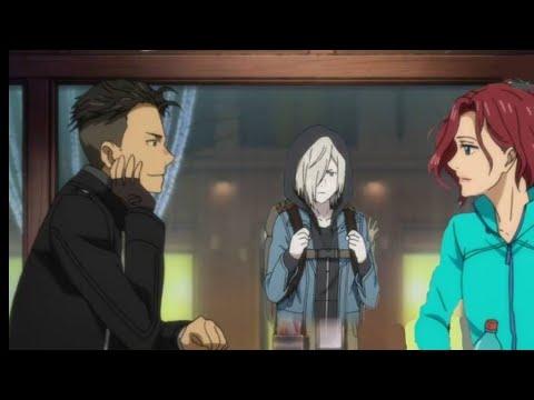 |•anime clip - NUMB XXXTENTACION •|yuri on ice|•Plibek•|
