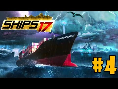 Ships 2017 - Walkthrough - Part 4 - Through Stormy Seas (PC HD) [1080p60FPS]