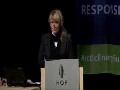 AES 2013 - Embla Eir Oddsdóttir, Icelandic Arctic Cooperation Network, Iceland