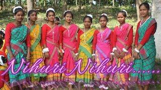 Nihuri Nihuri More Danda Bathela Nagpuri Dance presented by barway high school
