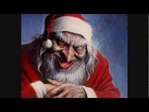 Blind boy Stefan - Santa get stuck in the chimney