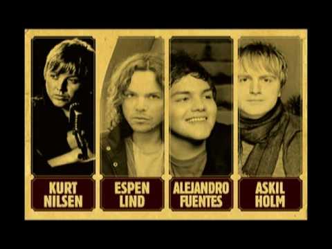 Kiss From A Rose - Kurt Nilsen, Espen Lind, Alejandro Fuentes, Askil Holm (Beautiful Seal Cover)