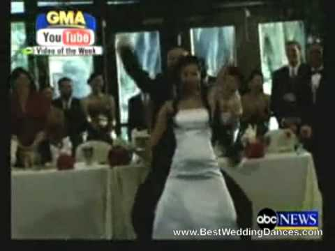 U Tube Wedding Dances.Wedding Dance Trend Surprise Wedding Dances