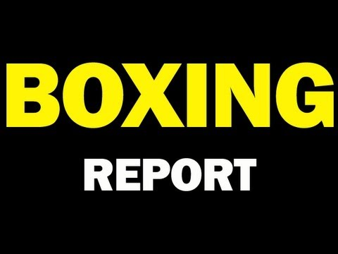 Carl Froch DESTROYS Lucian Bute With Round 5 TKO!!! -- New IBF Champion In Nottingham -- Report!!!