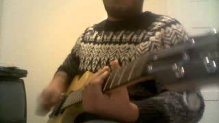 skinhead till i die cover guitar