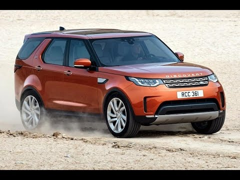 Land Rover All-New Discovery Middle East Launch - YouTube