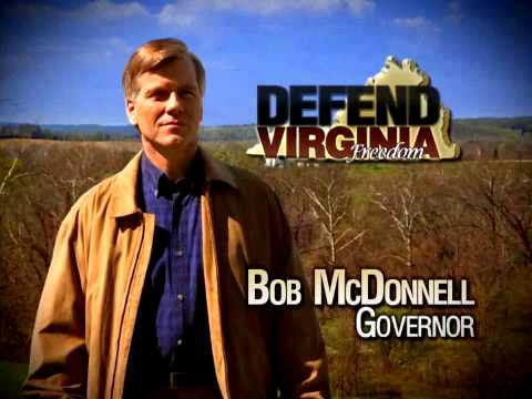 """""""Chipping Away In Virginia"""" - Vote Bob McDonnell for Governor"""
