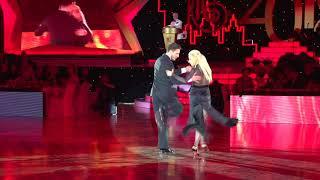 Шоу-номер:  Кирилл Паршаков и Анна Гудыно - аргентинское танго, Кубок мира 2018 в Кремле 14 апреля