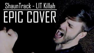 LIT killah | Bufón (EPIC COVER)