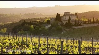 Video Tuscany, Italy: Chianti Wine and Crete Senesi Regions download MP3, 3GP, MP4, WEBM, AVI, FLV November 2018