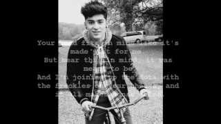 Little Things - One Direction lyrics and pictures