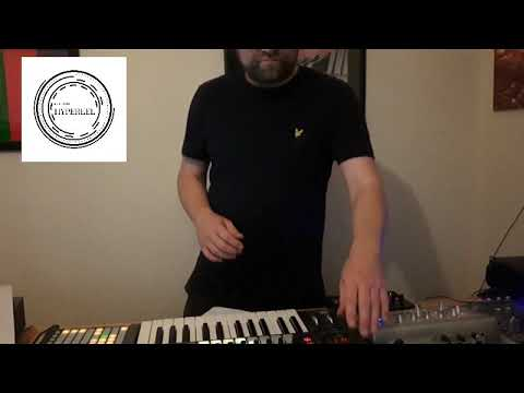 Hypereel Live Performance with Ableton & Novation