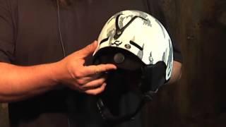 Ride Ninja Audio Helmet 2013