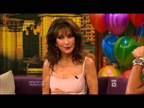 Susan Lucci on Wendy Williams 071813