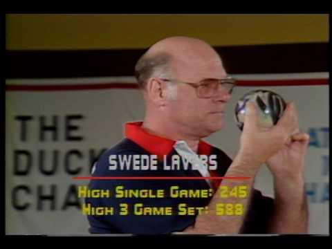 Duckpin Classics: 1985 Duckpin Challenge: Lavers vs. Pierce