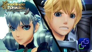 Xenoblade Chronicles: Future Connect Gameplay - Snowal Taos
