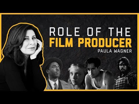 The role of the Film Producer || Paula Wagner || Spotlight