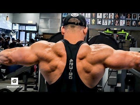 Peak Week Shoulders and Triceps + Q&A | Road to JR USA: Hunter Labrada - Ep 12