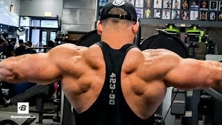 Peak Week Shoulders and Triceps + Q&A | Road to JR USA: Hunter Labrada - Ep 12