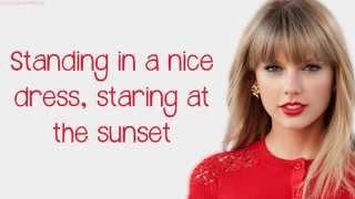 Taylor Swift – Wildest Dreams (Lyrics)