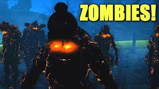 Being the SOLO Survivor in the ZOMBIE Halloween Event in Apex Legends