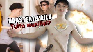HAASTEKILPAILU: Tulta Munille!?