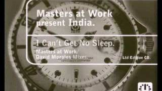Masters At Work India - I Can