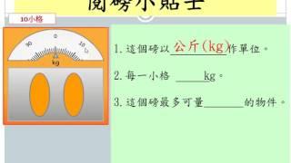 佛教中華康山學校 P.2A 閱磅(一)