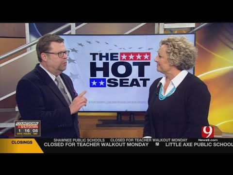 Hot Seat: OEA VP Discusses Teacher Funding