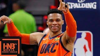 Oklahoma City Thunder vs Minnesota Timberwolves Full Game Highlights | April 7, 2018-19 NBA Season