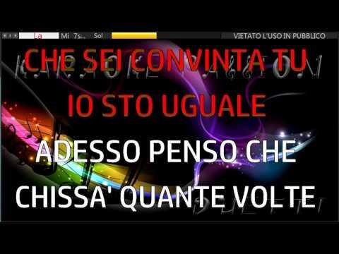 RIDERE DI TE ( V. Rossi) base Karaoke Passion