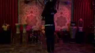 Runa Training of the Iraqi dance رقص عراقي رونا رقص خطير عراقي رونا