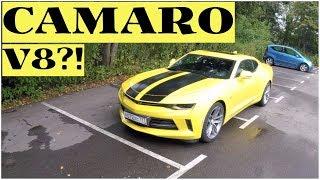 Chevrolet Camaro - Американские ценности для Европы