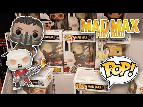 Mad Max Funko Pop Hunting | New Target Exclusive