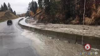 Raw: Gellatly flooding