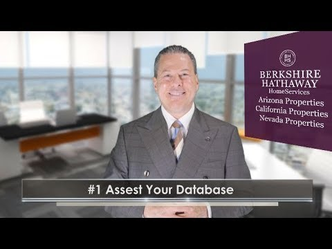 Real Estate Training - Develop Your #1 Asset Your Database