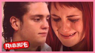 Rebelde: ¡Roberta sufre por las mentiras de Diego! | Escena C284-C285-C286 | Tlnovelas