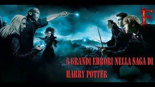 Sei [GRANDI] Errori nella saga di Harry Potter