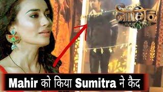 Naagin 3 : sumitra kidnapped mahir to get Naagmani from Bela | Vish and Mahir is in danger