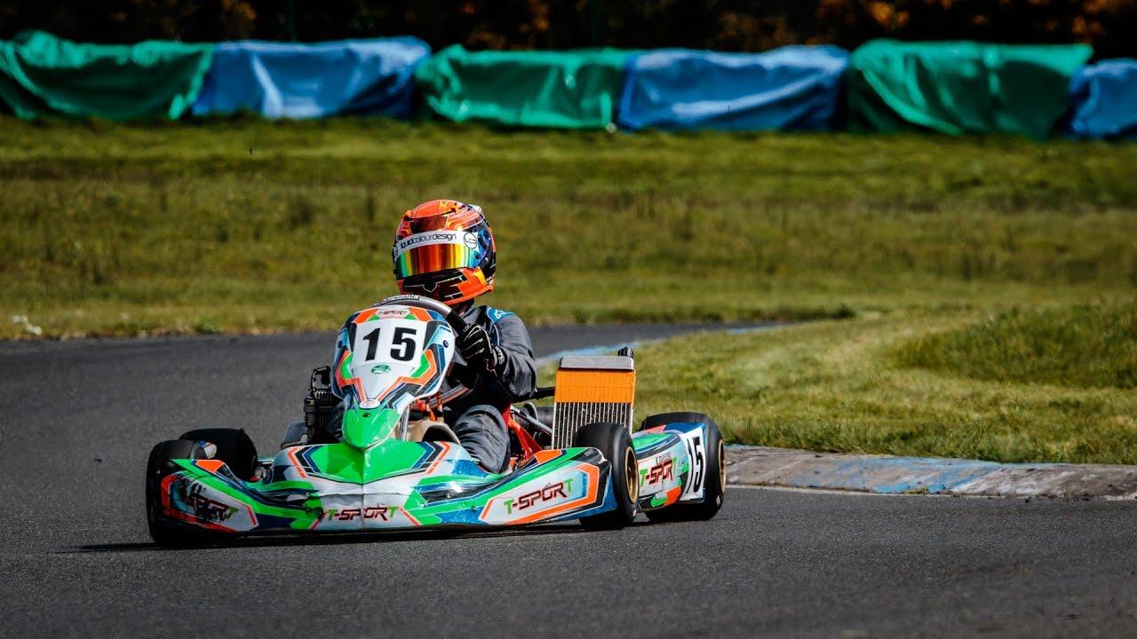2017 Motorsport Ireland Karting Championship Round 2 Irish