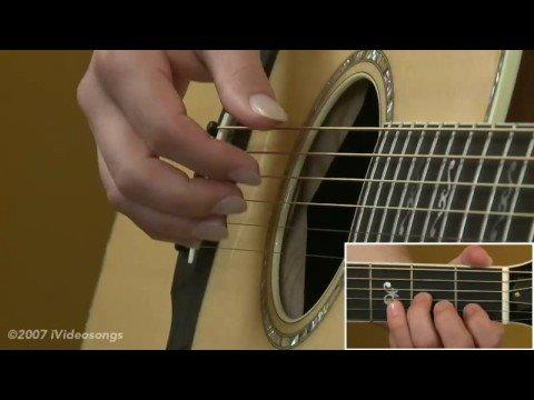 Fingerstyle Warm-Up Part 2