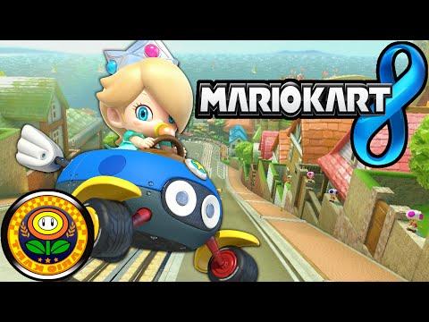 mario-kart-8:-flower-cup-mirror-baby-rosalina-yoshi-bike-gameplay-walkthrough-part-20-wii-u-hd