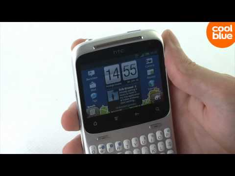 HTC Chacha review en unboxing (NL/BE)