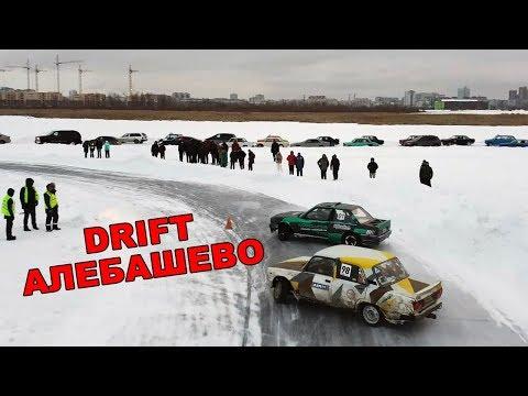 Дрифт. Финальный этап RDS Урал Ice Matsuri. Тюмень, Алебашево 08.02.2020