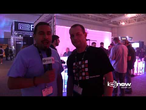 Electro-Voice Evolve 50 Portable Column PA System at DJ EXPO 2017
