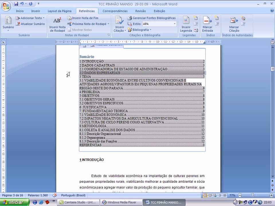 Como fazer apresentação de slides