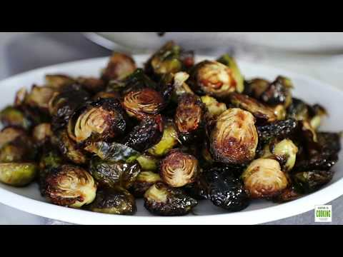 Balsamic Bacon The city Sprouts Recipe