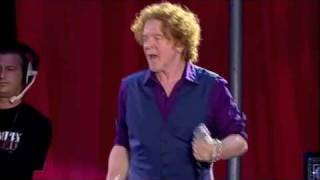 Simply Red - Come To My Aid  Live from Budapest June 27th 09